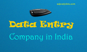 10 Tips to judgement an awesome data entry company in India