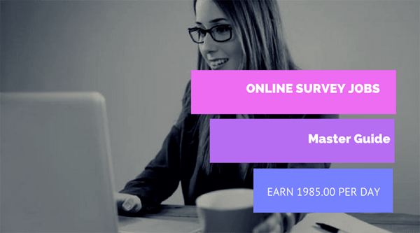 Make $25 in Day from Online Survey Jobs in India Without any