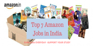 Amazon online work from home jobs for college students
