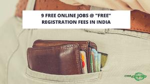 start online job now free