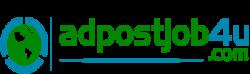 AdPostJob4U.com Logo